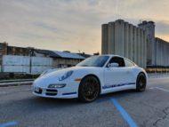 Porsche 911 1016 Carrera 4S OZ Leichtbaufelgen Tuning 190x143 Porsche 911 (997) Carrera 4S auf OZ Leichtbaufelgen!