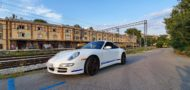 Porsche 911 998 Carrera 4S OZ Leichtbaufelgen Tuning 190x90 Porsche 911 (997) Carrera 4S auf OZ Leichtbaufelgen!