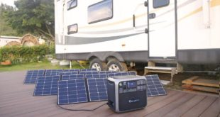 Portable Power Station BLUETTI AC200 310x165 Gewaltige Power aus der Sonne der BLUETTI AC200!