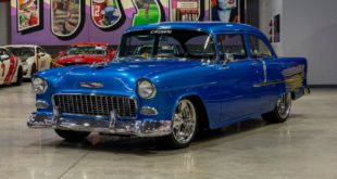 Restomod 1955er Chevrolet 210 Coupe Small Block V8 Tuning 5 310x165 Restomod 1955er Chevrolet 210 Coupe mit Small Block V8!