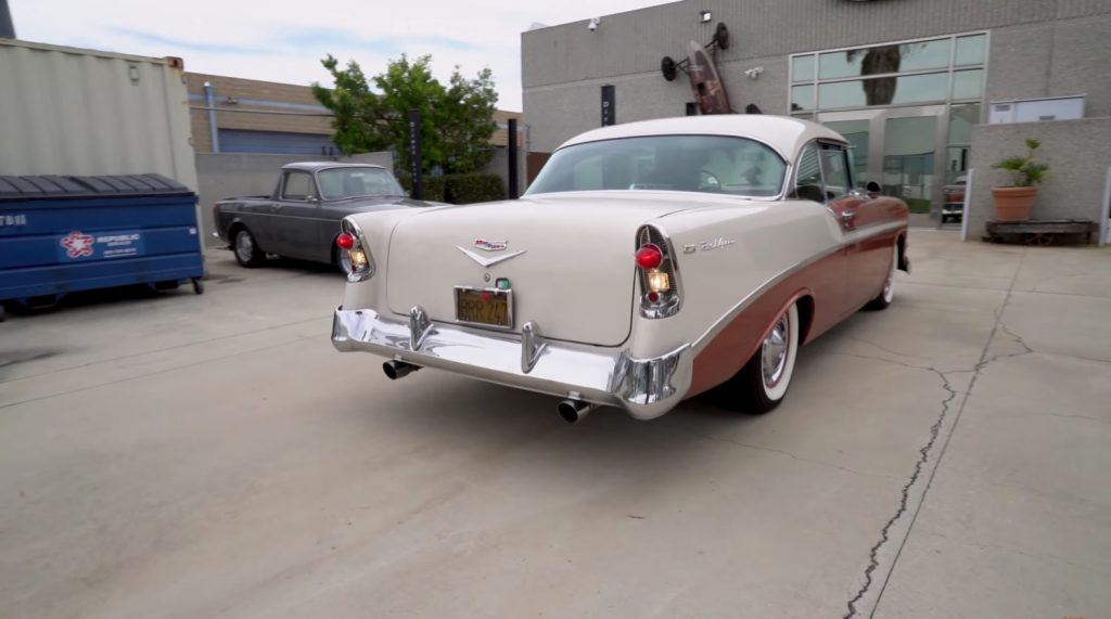 Video: Restomod 1956 Chevrolet Bel Air von Chip Foose!