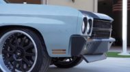 Video: Restomod 1970 Chevrolet Chevelle mit LS3 V8!