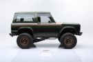 Restomod 1976 Ford Bronco V8 Crate Engine Tuning 76 135x90 1976 Ford Bronco mit V8 Crate Engine für ~200.000 $!