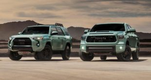 TRD Toyota RAV4 4Runner Tacoma Sequoia Tundra Tuning 2020 11 310x165 Video: Offroad Package am +600 HP Nissan GT R (R35)