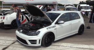 TTE VW Golf 7 R mit 740 PS Audi RS3 F%C3%BCnfzylinder 310x165 Video: Chevrolet Monster Chevelle mit 1200 HP V8 Big Block!