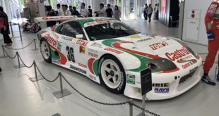 Tom's Racing Toyota Supra JZA80 Castrol 310x165 Video: Tom's Racing Toyota Supra (JZA80) wird restauriert!
