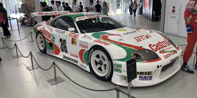 Video: Tom's Racing Toyota Supra (JZA80) wird restauriert!