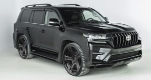 "Toyota Land Cruiser 200 HAKAMA Widebody SCL Global Concept header 310x165 SCL Global Concept ""Diamant GT"" Mercedes AMG GT 63 S!"