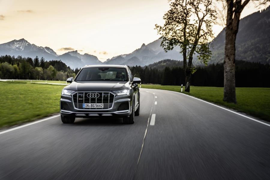 V8 Benziner 2020 Audi SQ7 SQ8 4M Tuning 31 V8 Benziner jetzt auch im 2020 Audi SQ7 und SQ8 (4M)