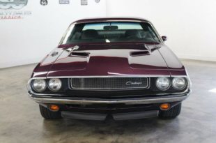 V8 Power im 1970er Dodge Challenger Restomod 4 310x205 V8 Power im 1970er Dodge Challenger Restomod