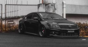 VW CC Widebody Tuning Header 1 310x165 VW CC im schwarzen Widebody Look: Böser Wolfsburger!