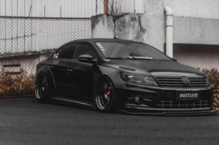 VW CC Widebody Tuning Header 1 310x205 VW CC im schwarzen Widebody Look: Böser Wolfsburger!