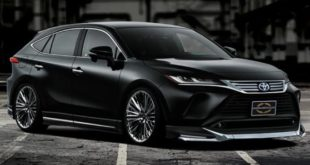 Wald International Bodykit 2020 Toyota Harrier Venza Tuning 4 310x165 Wald International Bodykit am 2020 Toyota Harrier / Venza