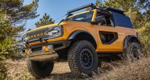 Weltpremiere 2021 Ford Bronco Offroader Tuning Header 310x165 Video: Kleiner Honda Fit (Jazz) als ultimativer Offroader!
