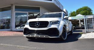 Widebody Mercedes Benz X Klasse W 470 ECG Prior PD550 Header 310x165 Brutal Widebody Mercedes Benz X Klasse von ECG!