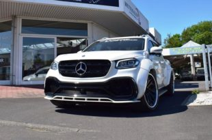 Widebody Mercedes Benz X Klasse W 470 ECG Prior PD550 Header 310x205 Brutal   Widebody Mercedes Benz X Klasse von ECG!
