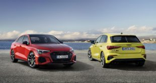 2020 Audi A3 S3 Sportback 2.0 TFSI Tuning 8Y 28 310x165 2 x limited Edition: 2021 Audi RS5 Coupe und Sportback!