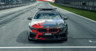 2020 BMW M8 Gran Coupe Safety Car Tuning F93 16 310x165 BMW i4 M Performance   die M GmbH wird elektrisch!