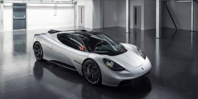 Supersportler – Gordon Murray Automotive T.50 mit V12!