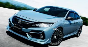 2020 Honda Civic Hatchback with Mugen Bodykit Alus 2 310x165 Mugen Performance Parts for the 2021 Honda N One!