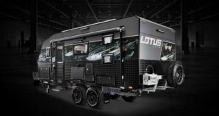 2020 Lotus Caravans Off Grid Luxus Camper 13 310x165 Brandneu! Der 2020 Lotus Caravans Off Grid Luxus Camper!