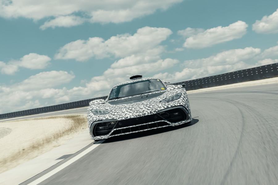 2021 Mercedes AMG Project ONE Endphase 1 Letzte Schritte   Mercedes AMG Project ONE Endphase!