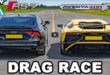 700 PS Audi RS7 vs. Lamborghini Aventador SV 110x75 Video: 700 PS Audi RS7 vs. Lamborghini Aventador SV!