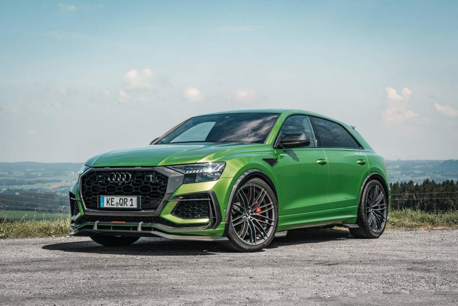 ABT Sportsline Audi RSQ8 R 4M Tuning 14 Power Bulle! ABT Sportsline Audi RSQ8 R mit 740 PS!