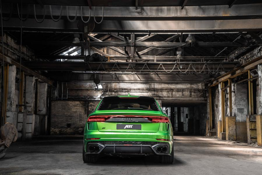 ABT Sportsline Audi RSQ8 R 4M Tuning 7 Power Bulle! ABT Sportsline Audi RSQ8 R mit 740 PS!