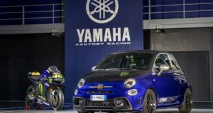 Abarth 595 Monster Energy Yamaha 0 310x165 Abarth 595 Scorpioneoro and 595 Monster Energy Yamaha