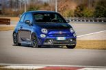 Abarth 595 Monster Energy Yamaha 15 155x103 Abarth 595 Scorpioneoro und 595 Monster Energy Yamaha