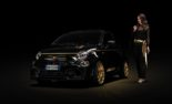 Abarth 595 Scorpioneoro 1 155x94 Abarth 595 Scorpioneoro und 595 Monster Energy Yamaha