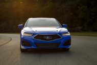 Acura TLX Type S Tuning 2020 2 190x127 Acura TLX Type S: Ein 360 PS Geschoss für Dynamiker!
