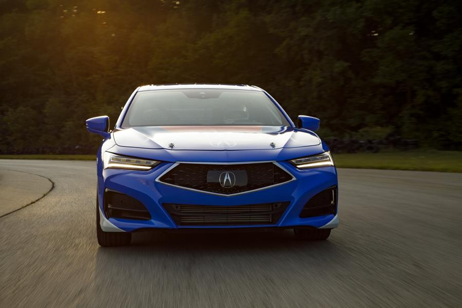 Acura TLX Type S Tuning 2020 2 Acura TLX Type S: Ein 360 PS Geschoss für Dynamiker!