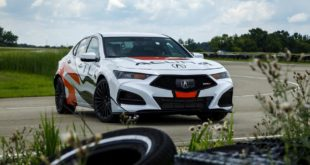 Acura TLX Type S Tuning 2020 8 310x165 Acura TLX Type S: Ein 360 PS Geschoss für Dynamiker!