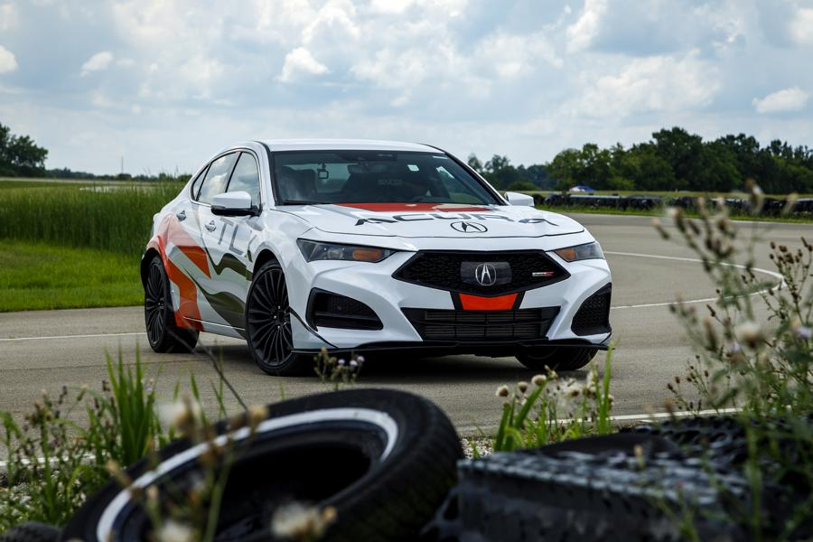 Acura TLX Type S Tuning 2020 8 Acura TLX Type S: Ein 360 PS Geschoss für Dynamiker!