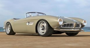 BMW 507 Roadster S62 V8 Restomod Tuning Header 310x165 Make it real   BMW 507 Roadster mit S62 V8 als Restomod!