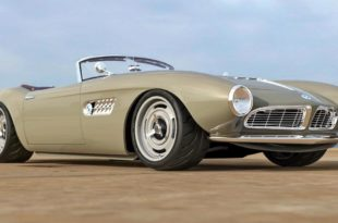BMW 507 Roadster S62 V8 Restomod Tuning Header 310x205 Make it real   BMW 507 Roadster mit S62 V8 als Restomod!