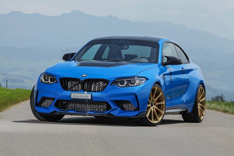 BMW M2 CS F87 DCL dAeHLer competition line Tuning 13 Noch exklusiver: BMW M2 CS «DCL dÄHLer competition line»!