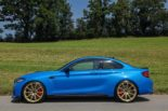 BMW M2 CS F87 DCL dAeHLer competition line Tuning 15 155x103 Noch exklusiver: BMW M2 CS «DCL dÄHLer competition line»!