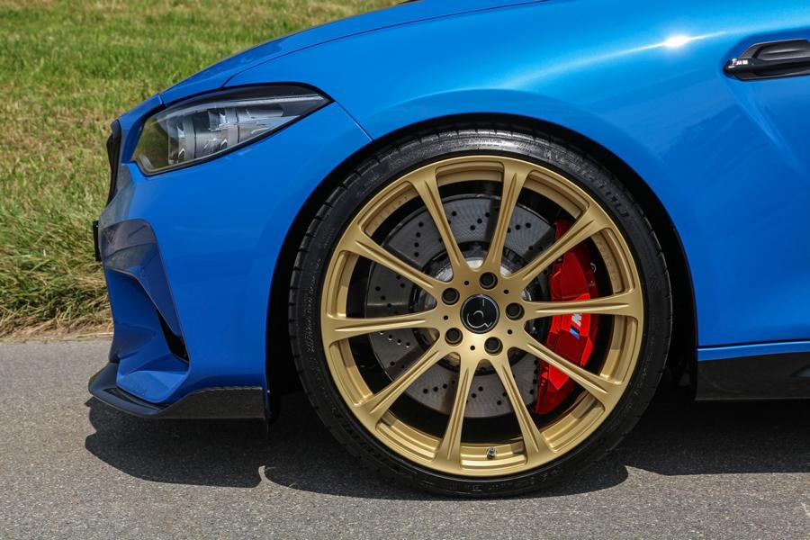 BMW M2 CS F87 DCL dAeHLer competition line Tuning 16 Noch exklusiver: BMW M2 CS «DCL dÄHLer competition line»!