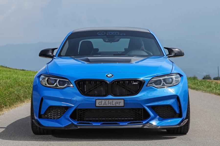 BMW M2 CS F87 DCL dAeHLer competition line Tuning 3 Noch exklusiver: BMW M2 CS «DCL dÄHLer competition line»!