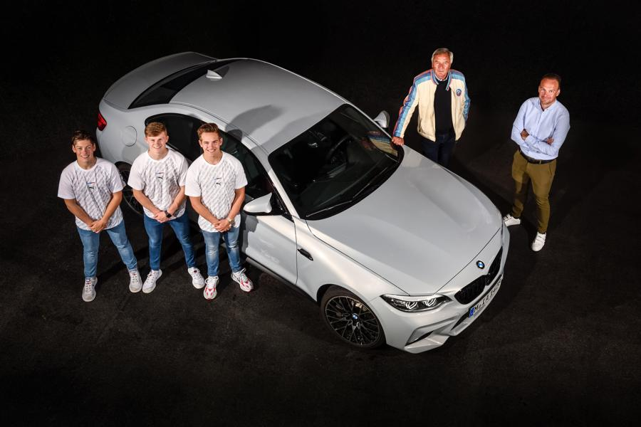 BMW Motorsport Youngster M Fahrzeuge Tuning 1 BMW Motorsport Youngster bekommen M Fahrzeuge!