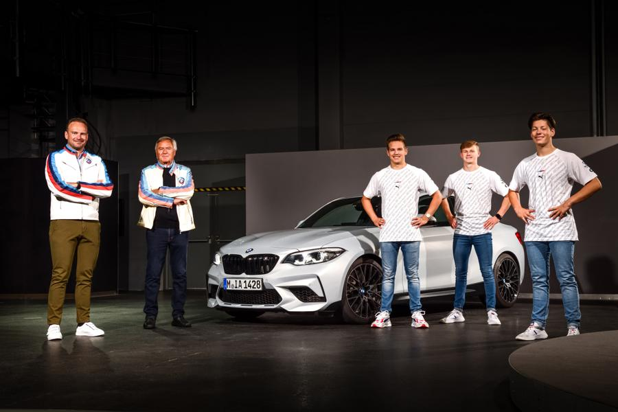 BMW Motorsport Youngster M Fahrzeuge Tuning 5 BMW Motorsport Youngster bekommen M Fahrzeuge!