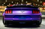 Ford Mustang EcoBoost SEMA Car 12 155x103 Violetter Ford Mustang EcoBoost   Vierzylinder SEMA Car!