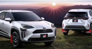Gazoo Racing Parts fuer den neuen Toyota Yaris Cross 12 e1598872329687 310x165 Gazoo Motorsport Parts für den neuen Toyota Yaris Cross!