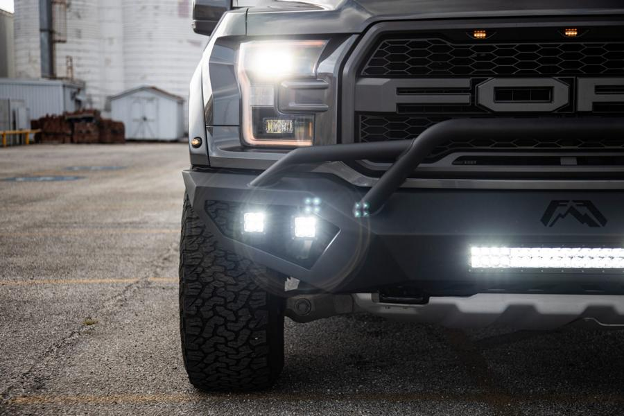 Hennessey Performance Tuning Ford F 150 VelociRaptor 500 V6 10 Ohne V8! 480 PS Hennessey Ford F 150 VelociRaptor 500!