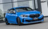 Lightweight Performance LW BMW M135i F40 Tuning 6 155x94 Lightweight Performance LW BMW M135i Hot Hatch!