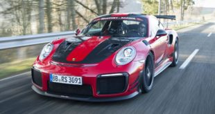 Manthey Racing Porsche 911 GT2 RS MR 991 Header 310x165 Detailarbeit: Manthey Racing Porsche 911 GT2 RS MR!