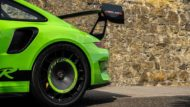 Manthey Racing Porsche 911 GT3 RS MR 991.2 Tuning 10 190x107 Aggressiv   Manthey Racing Porsche 911 GT3 RS MR!